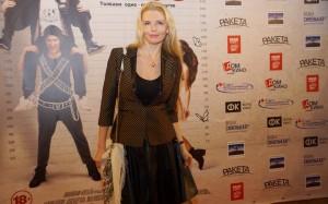 Анна Чурина (Премьера в Москве)