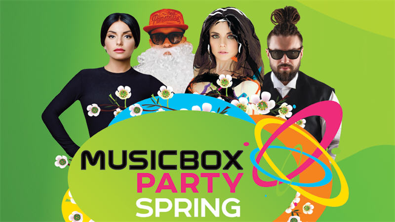 MusicBox Party Spring 2016