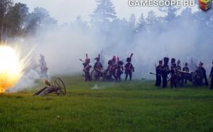 Стойкий оловянный солдатик (Бородинское поле)