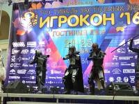 Igrokon 2016 Table Games Moscow Exhibition