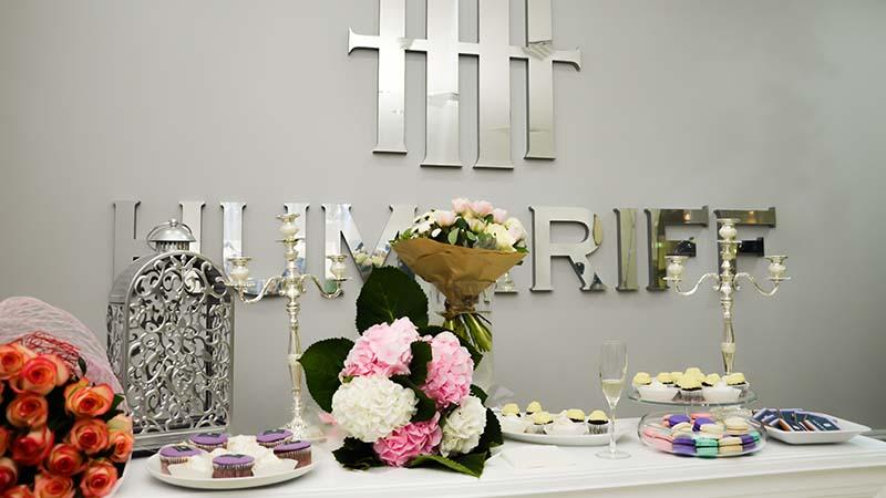 Humariff (Презентация в Москве)