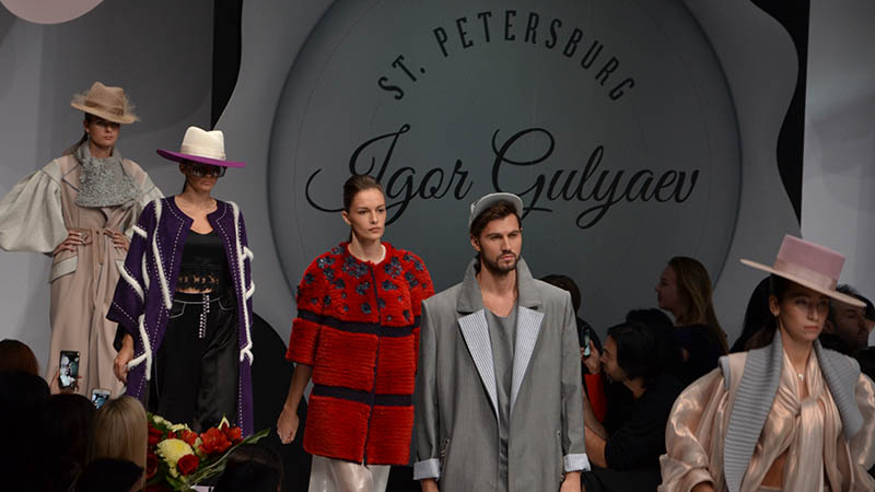 IGOR GULYAEV (Mercedes-Benz Fashion Week)