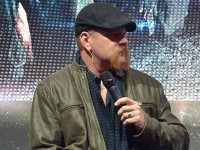 Michael Cudlitz Moscow Press Conference (2016)
