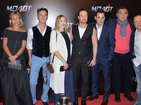 Molot Moscow Premiere (2016)