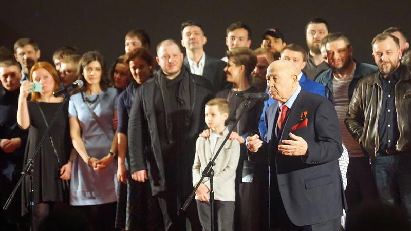 Время первых (Премьера в Москве)
