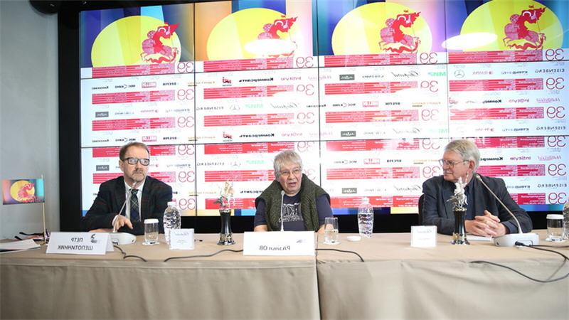 Пресс-конференция (39 ММКФ)