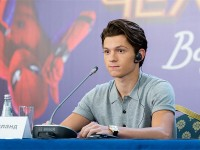 Spider-Man: Homecoming Press Conference (2017)