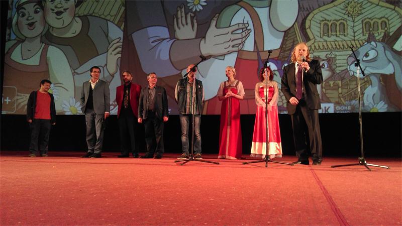 Сказ о Петре и Февронии (Премьера в Москве)