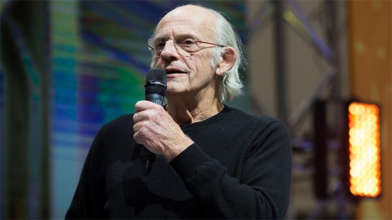 Кристофер Ллойд (Презентация в Москве)