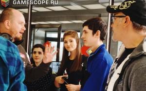 Алексей Петрухин, Севилья Сарыева, Петр Черенков (Училка 2: Испытание)