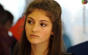 Севилья Сарыева (Училка 2: Испытание)