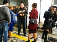 Uchilka 2: Ispytanie (Filming Day)