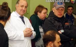 Владимир Стержаков (7 Ужинов)