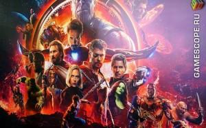 Мстители: Война Бесконечности (Премьера в Москве)