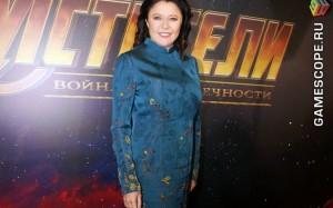 Марина Жигалова-Озкан (Мстители: Война Бесконечности)