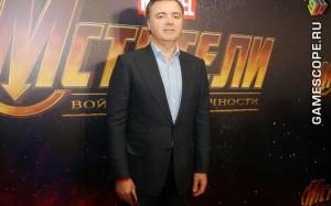 Дмитрий Дьяченко (Мстители: Война Бесконечности)