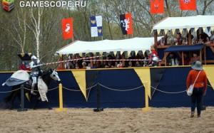 Турнир Св. Георгия 2018 (Фестиваль в Москве)