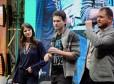Bryan Dechart, Amelia Rose Blaire (Comic Con Russia 2018)