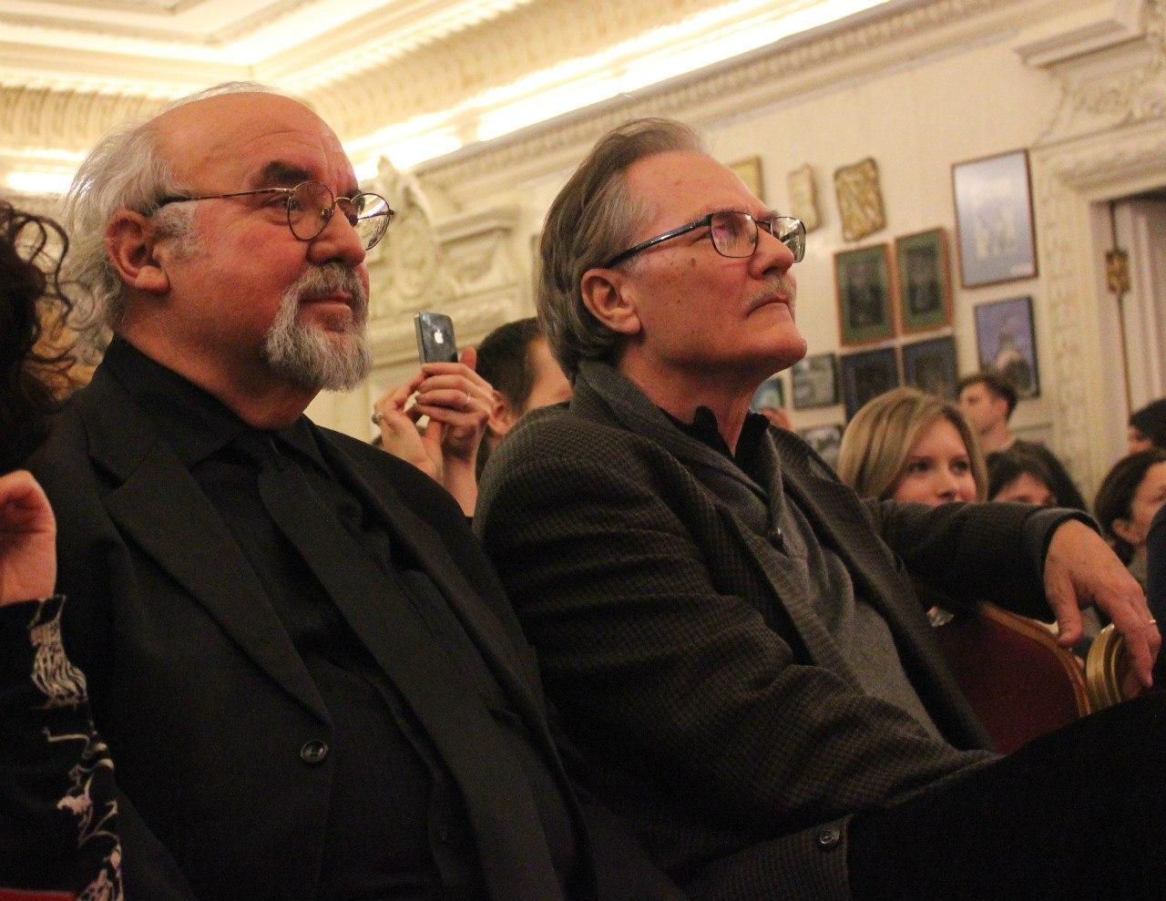 Капля (Премия в Москве)