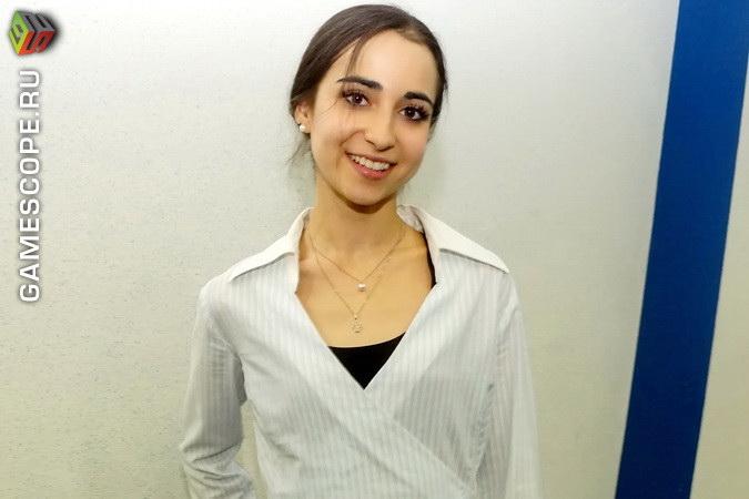 Лаура Фернандес-Громова (Красная Шапочка)